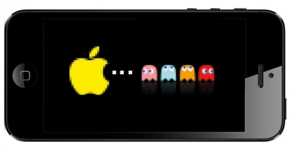 iphone-5-apple-pac-man