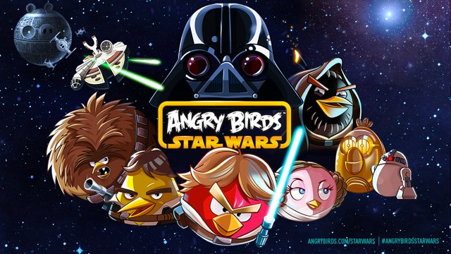 Angry Birds Star Wars Promo