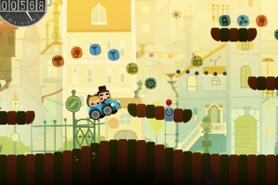 bumpy road 02 Bumpy Road Preview   A Unique And Charming Platformer