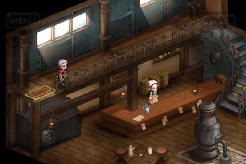 cgs hotel Crimson Gem Saga Review   Console class RPG gameplay on your iOS device