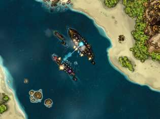 crimson steam pirates 4 <span>Bungie Revealed</span> First iPad Game: Crimson Steam Pirates