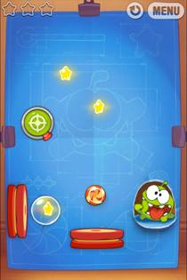 cut the rope experiments 2 Cut The Rope: Experiments Review: More Of The Same