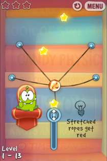 cut the rope experiments 6 Cut The Rope: Experiments Review: More Of The Same