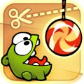 cut the rope icon Cut the Rope Review   Everything Thats Fun About Puzzle Games is in These Boxes