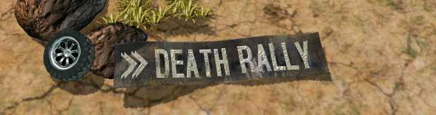 death rally header 2 Death Rally: Suggest A New Car And Win An iPad 2