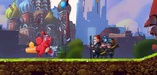 demolition dash header 2 Demolition Dash Review: Worldwide Destruction Is... Fun!