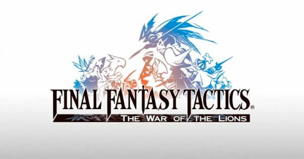 final fantasy tactics header <span>Final Fantasy Tactics:</span> The War Of The Lion For iPhone Coming This Thursday