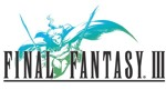 final fantasy III logo small Final Fantasy III release in March confirmed to be DS port