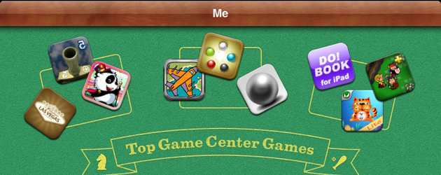game center header Game Center: 50 Million Users In Just 9 Months, Minor Updates With iOS 5