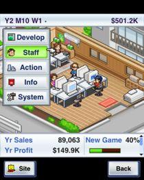 game dev story 7 Game Dev Story Review   A Gamers Dream Come True
