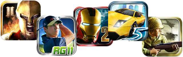 gameloft sale header Gameloft Thought Its Time For A Sale Again: 5 Titles Discounted To $0.99!
