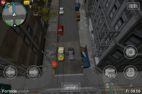 gta 18 GTA: Chinatown Wars Review   iPhone Gaming Is Growing Up
