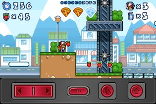 pizza boy 14 Pizza Boy Review   A Love Letter To Old School Platformers For Your iPhone, iPod And iPad