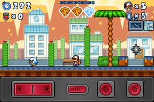 pizza boy 2 Pizza Boy Review   A Love Letter To Old School Platformers For Your iPhone, iPod And iPad