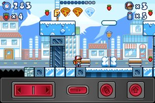 pizza boy 7 Pizza Boy Review   A Love Letter To Old School Platformers For Your iPhone, iPod And iPad