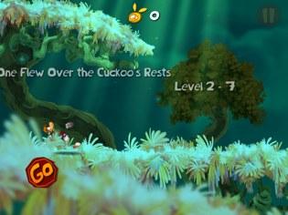 rayman jungle run 2 Rayman Jungle Run Review For iPhone   Yep, Its Awesome!
