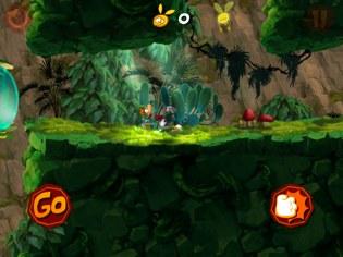 rayman jungle run 3 Rayman Jungle Run Review For iPhone   Yep, Its Awesome!