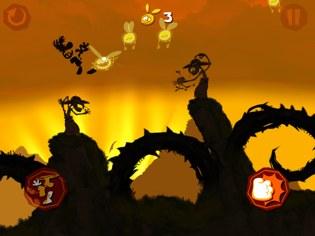 rayman jungle run 4 Rayman Jungle Run Review For iPhone   Yep, Its Awesome!