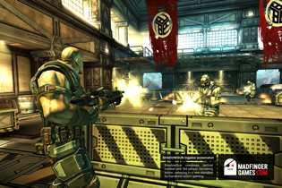shadowgun press 04 Shadowgun For iOS: Now Thats Some Sharp Graphics!