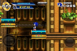 sonic 1 Sonic 4: Episode I Review   Did Sonic Get Into Shape For His iPhone Appearance?