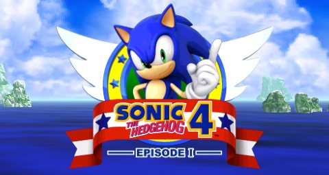 sonic header Sonic 4: Episode I Review   Did Sonic Get Into Shape For His iPhone Appearance?