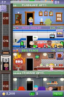 tiny tower 10 Tiny Tower Review   More Like A Huge Tower In A Tiny iPhone