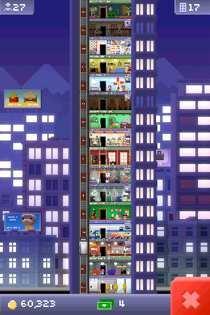 tiny tower 20 Tiny Tower Review   More Like A Huge Tower In A Tiny iPhone