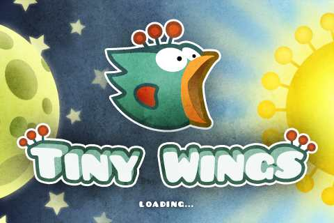 tiny wings Tiny Wings Review   A Little Gem For Everyone