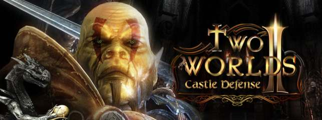 two wrolds ii castle defense header Two Worlds II Castle Defense: Update Adds Head Tracking On iPad 2