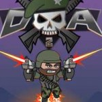 Doodle Army 2 Review - A Fun Online Side Scrolling Shooter